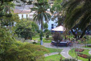 Der Jardim Duque da Terceira in Angra. © 2016, Foto/BU: Thilo Scheu
