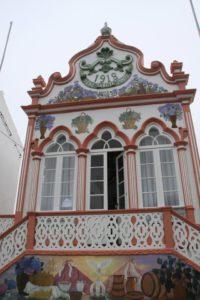 Ein Impèrio. Eine typische Heilig-Geist-Kapelle auf Terceira. © 2016, Foto/BU: Thilo Scheu