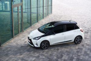 Der neue Toyota Yaris 2017. © Toyota
