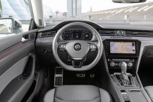 Der VW Arteon im April 2017. © Volkswagen