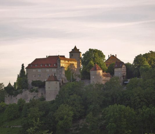 Schloss Stetten
