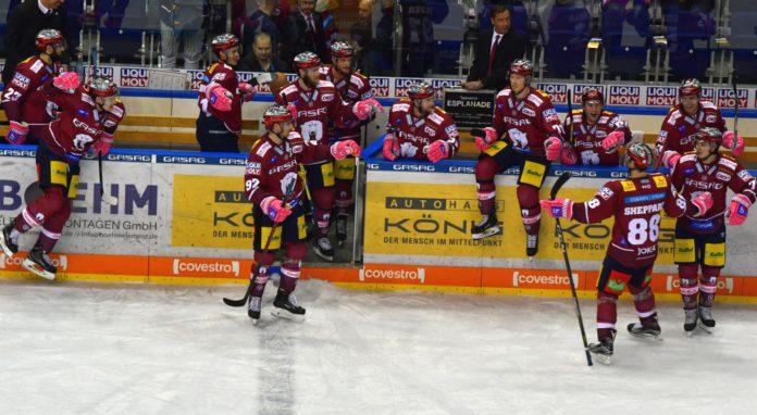 Eisbären Berlin versus Augsburger Panther