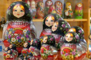 Mit der MS Volga Dream auf Moskwa und Newa.