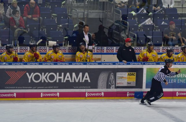 Eisbären Berlin versus Düsseldorfer EG