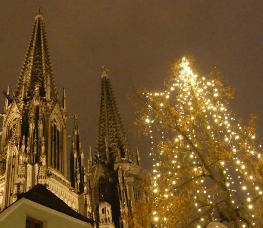 Advent in Regensburg.