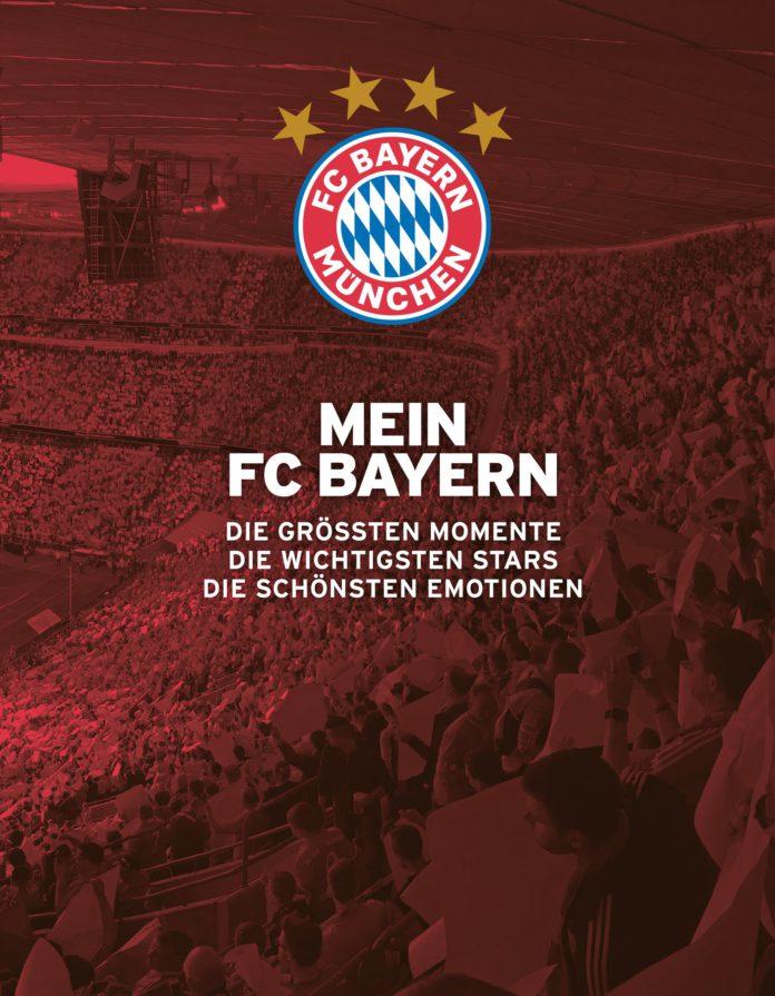 Ulrich Kühne-Hellmessen: Mein FC Bayern.