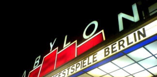 Kino Babylon in Berlin.