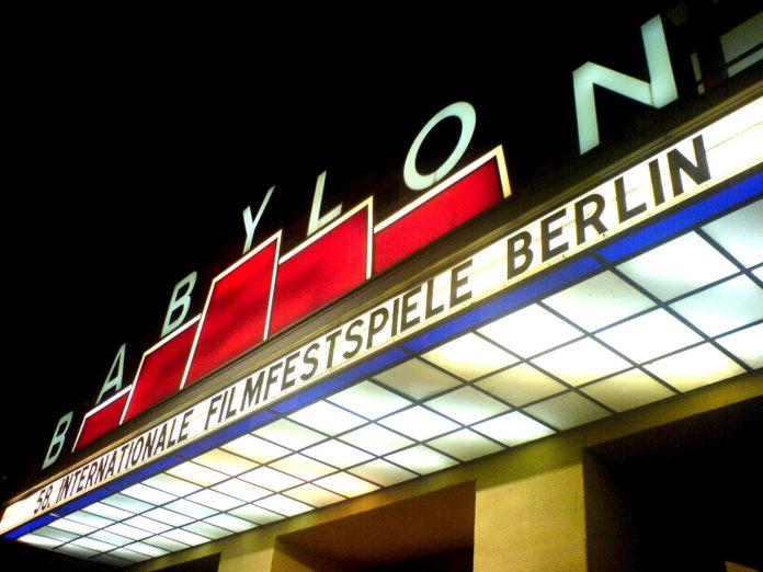 Kino Babylon in Berlin.