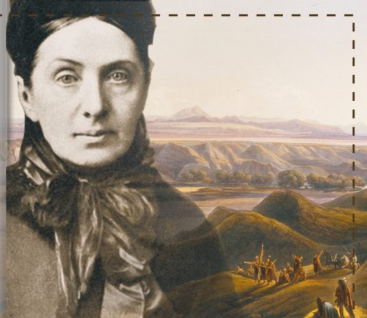 Isabella Bird: Durch die Wildnis der Rocky Mountains.