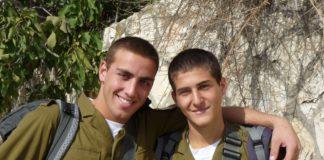 Soldaten in Israel