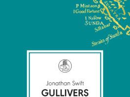 Gullivers Reisen von Jonathan Swift.