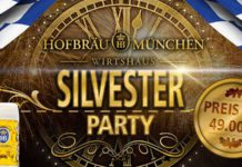 Silvester-Party im Hofbräu Berlin