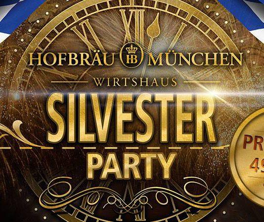 Silvester-Party im Hofbräu Berlin