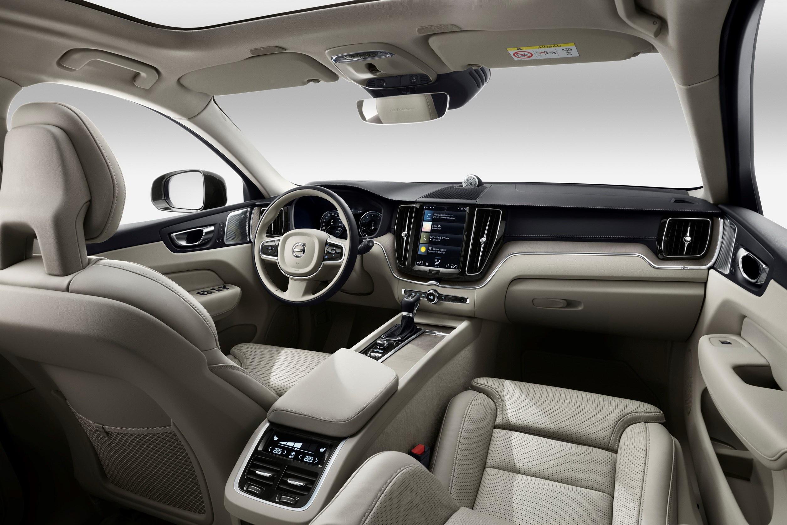 The new Volvo XC60 - Das Infoportal