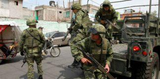 Militäreinsatz in Michoacán