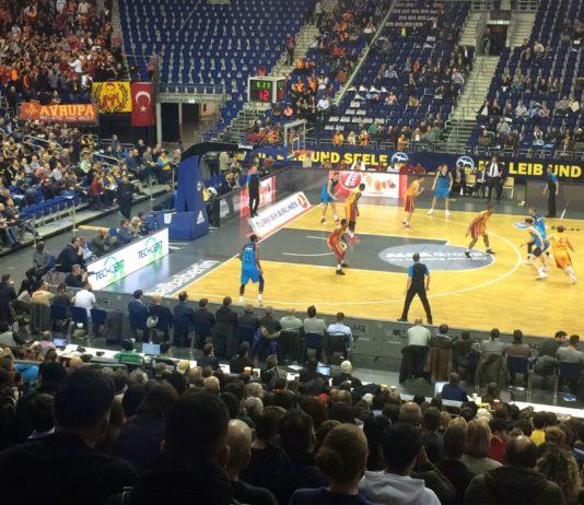 Alba Berlin gegen Galatasaray Istanbul
