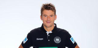 DHB-Trainer Christian Prokop.
