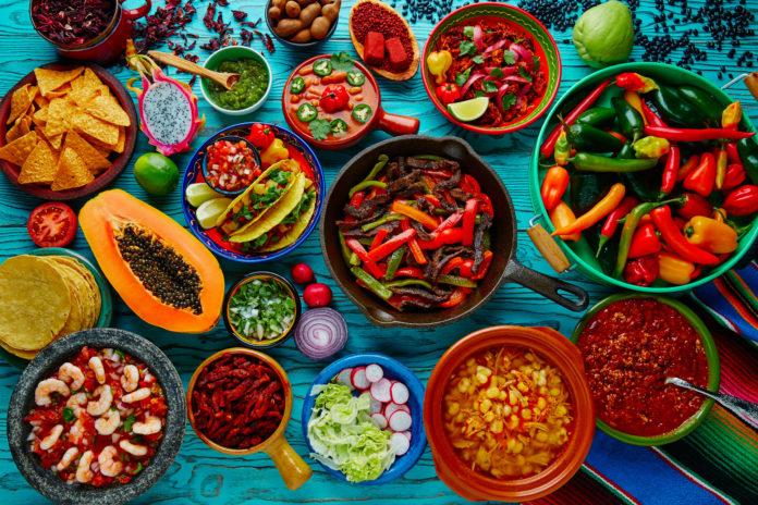 Chili & Schokolade oder Der Geschmack Mexikos.