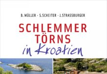 Schlemmertörns in Kroatien, 66 Top-Restaurants an der Küste.
