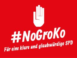 NoGroKo - Für eine klare und glaubwürdige SPD
