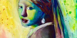 """""""ArtNight: Mädchen mit dem Perlenohrring"""""""