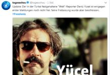 Deniz Yücel kommt frei.