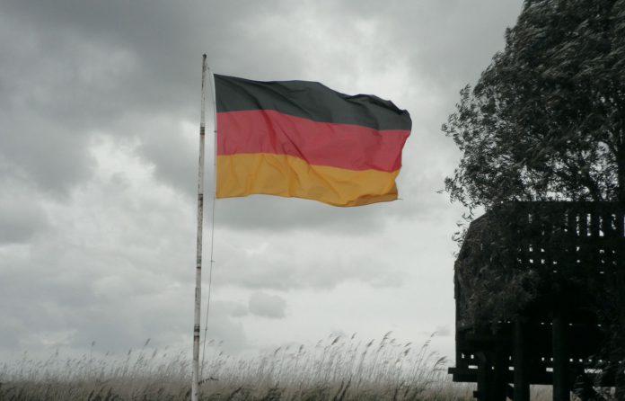 Bundesflagge.