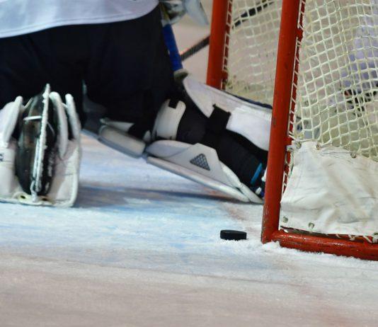 Eishockey.