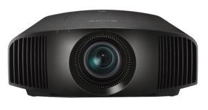 Laserprojektor VPL-VW260ES von Sony.
