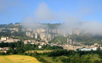 Roquefort-sur-Soulzon.