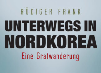 Unterwegs in Nordkorea von Rüdiger Frank.