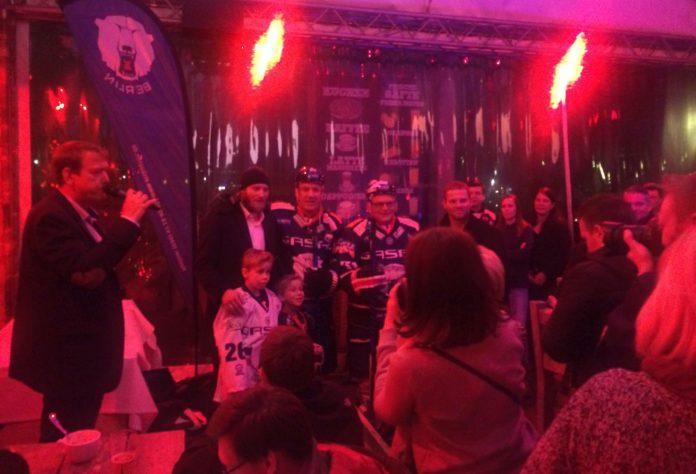 Supporters-Club-Treffen 2018 im Pirates Berlin.
