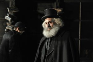 "Das soll Karl Marx sein in dem Film ""The Limehouse Golem"". © Copyright 2016 Number 9 Films (Limehouse) Limited / Nick Wall"