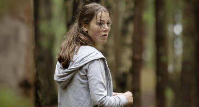 Andrea Berntzen in einer Szene des Films