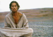 "Willem Dafoe in ""The Last Temptation of Christ 