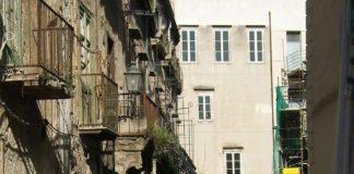 Albergheria in Palermo auf Sizilien.