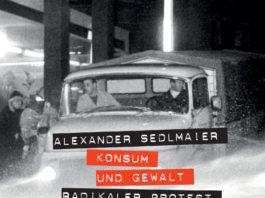 Alexander Sedlmaier: Konsum und Gewalt.