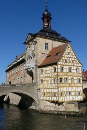 Franken in Bundesland Bayern.