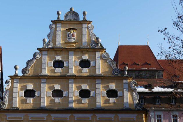 Giebelarchitektur Bamberg