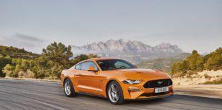 Flott unterwegs mit dem Ford Mustang.