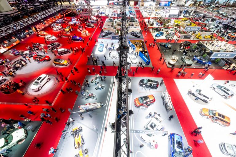 In der BRD kann man gut PKW verkaufen, im VK kaum – Allgemein steigt der Absatz von Autos in der EU