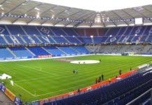 Das Wohnzimmer des HSV: das Volksparkstadion.