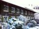 Gasthaus zum Himmelreich im Winter.