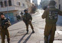 Israelische Soldaten.