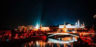 Moskau.
