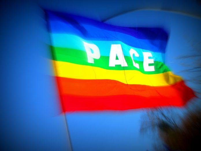 Pace, Peace, Frieden.