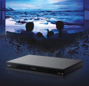 Die obligatorische Ersteinrichtung entfällt beim Sony UBP-X1000ES. Die Streaming Apps und die entscheidenden Einstellungen sind bereits alle richtig hinterlegt. Super für zwei linke Hände. © Sony
