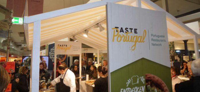 Taste Portugal in Berlin.