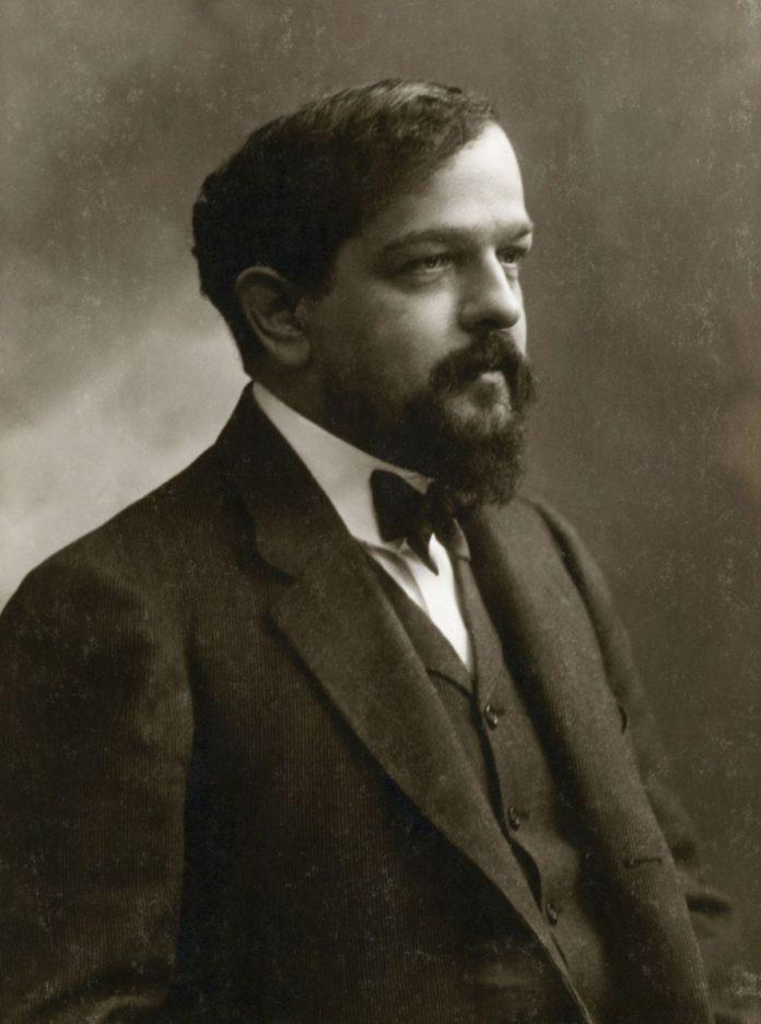 Claude Debussy.