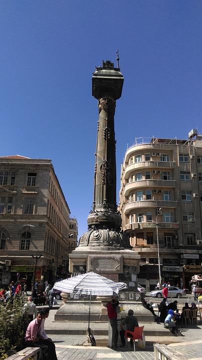 Damaskus.